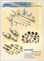 Cens.com Punched, Lathed, Pressed Products,Medical Instrument Parts LIN CHYI METALS CO., LTD.