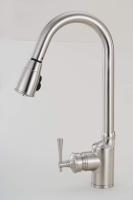 Pull-Down Spray Kitchen Faucets