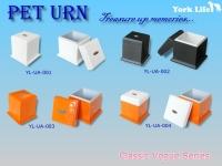 Pet Urn-Plain Color