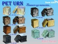 寵物骨灰罐-木紋、石紋