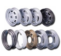 Cens.com Wheels for Scooters KING HWA SIN INDUSTRIAL CO., LTD.