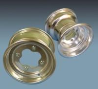 ATV aluminum wheels (Pressing Type)