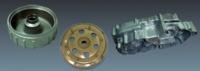 铝锌压铸部品