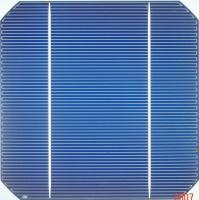 6 inch (156x156mm) Monocrystalline Solar Cell