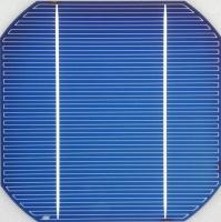五吋單晶(125x125mm)太陽能電池