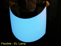 Super Thin EL Lamp
