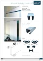 Hanging Sliding Door System