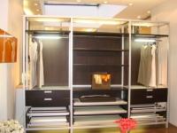 Aluminum Cabinet System