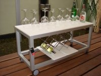 Glider Table