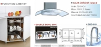 Cens.com Kitchenware (Sink, Cook Hood, Wire Baskets…) LIDAR HARDWARE INDUSTRY CO., LTD.