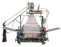 Cens.com Automatic Jacquard Weaving Machine for PP mat 東齊興業股份有限公司