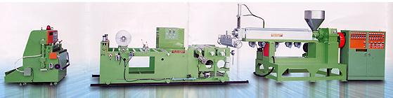 P.P. Folder Sheet Making Machine