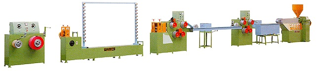 P.P. Heavy-duty Packing Tape Making Plant