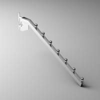 挂片式7珠方管挂杆
