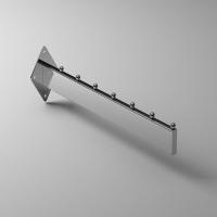 牆鎖式7珠扁管掛桿