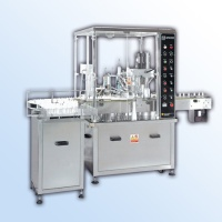 Auto Filling Plugging and Over-capping Machine