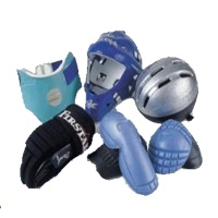 Sports Protection, Knapsacks and Leather Products, Toy Puzzles