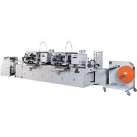 超高速6000RPH 平面網版印刷機