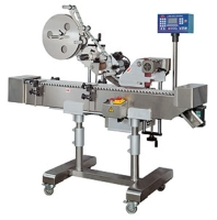 Wrap-Rolling Automatic Labeler