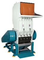 Wide Bore Crusher Granulator Machine