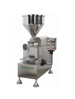 Spiral Type Filling Machine