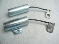 Auto-Alternator Capacitors