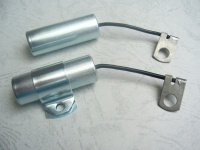 Auto-Alternator Capacitors