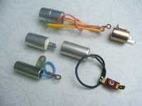 Motorcycle-use Capacitor