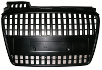 Car Grille for Audi A4-on BALCK