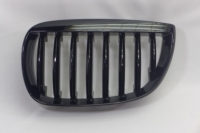 GRILLES GLOSS BLACK FOR BM E87 '01