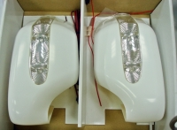 Cens.com MIRROR COVER W/ LED FOR BM E46(4D) 98-04 遠榮汽車材料有限公司