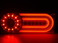 Cens.com LED TAIL LAMP EURO TYPE FOR G55 IN RED YUAN RONG AUTO PARTS CO., LTD.