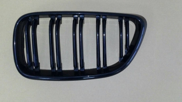 TUNING GRILLE FOR BM F22, GLOSS BLACK