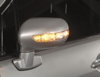 Side-view Mirror With Butterfly Turn Signal & the Related R&D Service