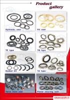 Oil Seals Catalogue