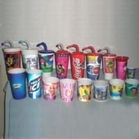 3D廣告杯/吸水杯