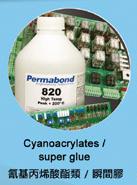 Cyanoacrylates / Super Glue