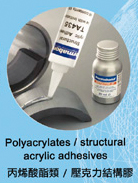 Polyacrylates / Structural Acrylic Adhesives