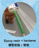 Epoxy Resin + Hardener