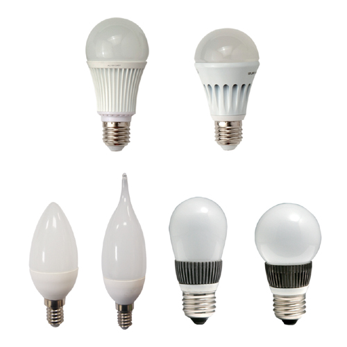 8W Dimmable A Lamp / 10W/12W A Lamp / Dimmable 4W LED Lamp