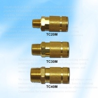 Truflate Style Coupler, Male