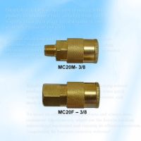 Cens.com Milton Style Coupler, 3/8 Body SHENG FU INDUSTRIAL CORP.