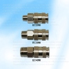 Three Way Style Coupler, Male