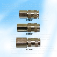 Three Way Style Coupler, Female