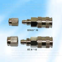 Three Way Style Coupler, PU Hose