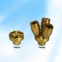 Three Way Connector & Coupler