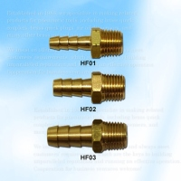 Hose-end Fitting, 1/4 Male