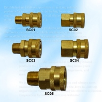 Coupler for Water Service