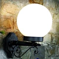 Aluminium wall lamp