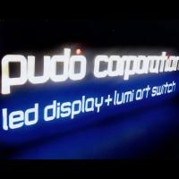 Outdoor High-luminosity LED Signboard / Signage